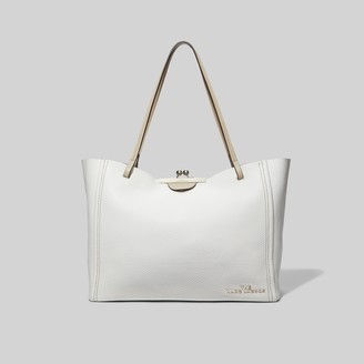 Marc Jacobs The Kiss Lock Colorblock Tote