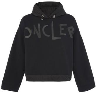 Moncler Giant Logo hoodie