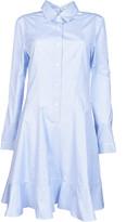 Christian Dior Pinstripe Dress