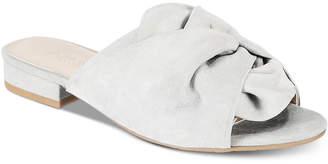 Kenneth Cole Reaction Vanya Slide Sandals Women Shoes