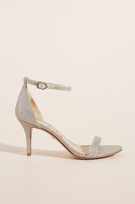 Sam Edelman Patti Heeled Sandals By in Beige Size 6