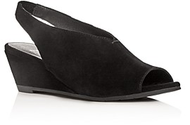 Eileen Fisher Women's Clay Slingback Wedge Sandals