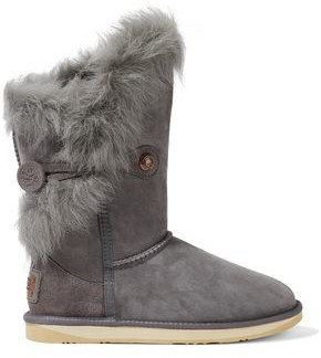 Australia Luxe Collective Nordic Angel Shearling Snow Boots