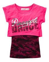 Pineapple Camo Double Layered T-Shirt