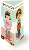 Petit Collage Little Miss Dress Up Mix & Match Cards
