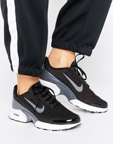 Nike Jewell Sneakers In Black And Grey