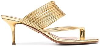 Aquazzura Strappy Sandals