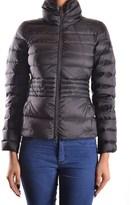 Peuterey Women's Black Polyester Down Jacket.