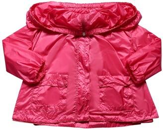 Moncler Macouria Hooded Nylon Jacket
