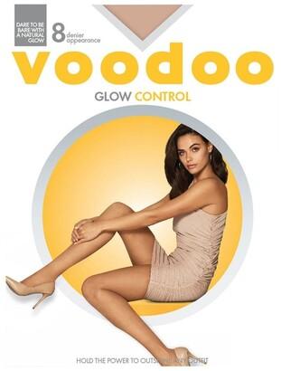 Voodoo Glow Control Pantyhose Tan