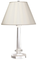 Ralph Lauren Crystal Prism Table Lamp