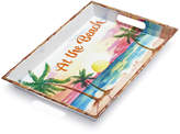 Sur La Table At the Beach Melamine Tray