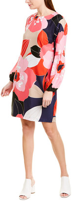 Trina Turk Sightseeing Shift Dress
