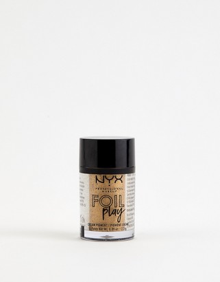 NYX Professional Foil Play Cream Pigment - Pop Quiz