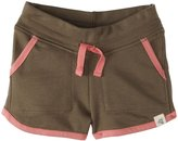 Burt's Bees Baby French Terry Short (Baby) - Olive Sprig-18 Months