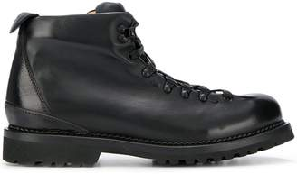 Buttero Canalone lace-up boots
