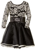 fiveloaves twofish Queen of Scots Party Dress (Big Kids)