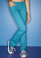 Low-Rise Skinny Jean