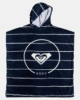 Roxy Womens Pass This On Again Hooded Beach Towel