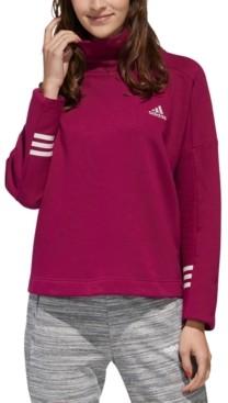 adidas Essential Funnel-Neck Sweatshirt