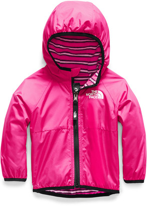 The North Face Girl's Breezeway Reversible Wind Jacket, Size 6-24 Months