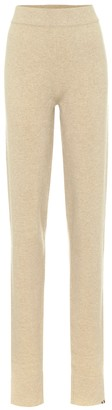 Extreme Cashmere Legs N 151 stretch-cashmere pants