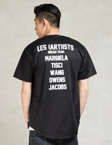 Les (Art)ists Black Dream Team Fashion Baseball Jersey