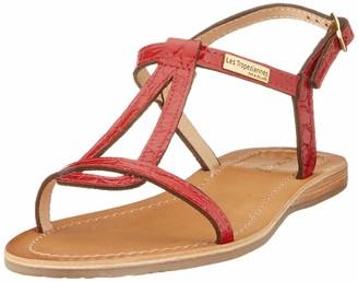 Les Tropéziennes Women's HACROC Flat Sandal
