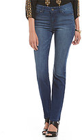 Code Bleu Petite Chelsea Slimming Straight Leg Jeans