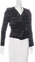 Etoile Isabel Marant Striped Tweed Jacket