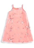 Baby Sara Infant Girl's Sequin Mesh Dress