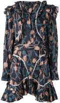 Isabel Marant printed Ullo dress - women - Cotton - 34