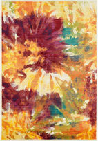 Loloi Sunburst Rectangular Rug