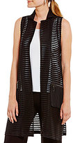 IC Collection Zipper Pocket Vest