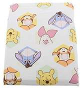 Disney Baby Peeking Pooh and Friends Fitted Crib Sheet by