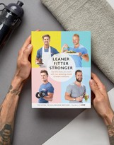 Books Leaner Fitter Stronger Book
