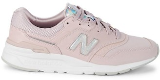 New Balance Women's Sparkle Logo Sneakers