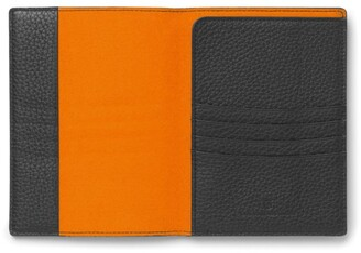 Graf Von Faber Castell Graf von Faber-Castell Leather Passport Holder
