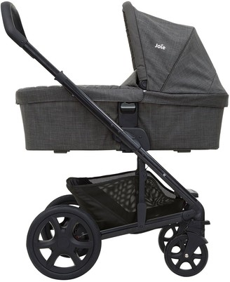 Joie Chrome DLXBuggy and Carry Cot