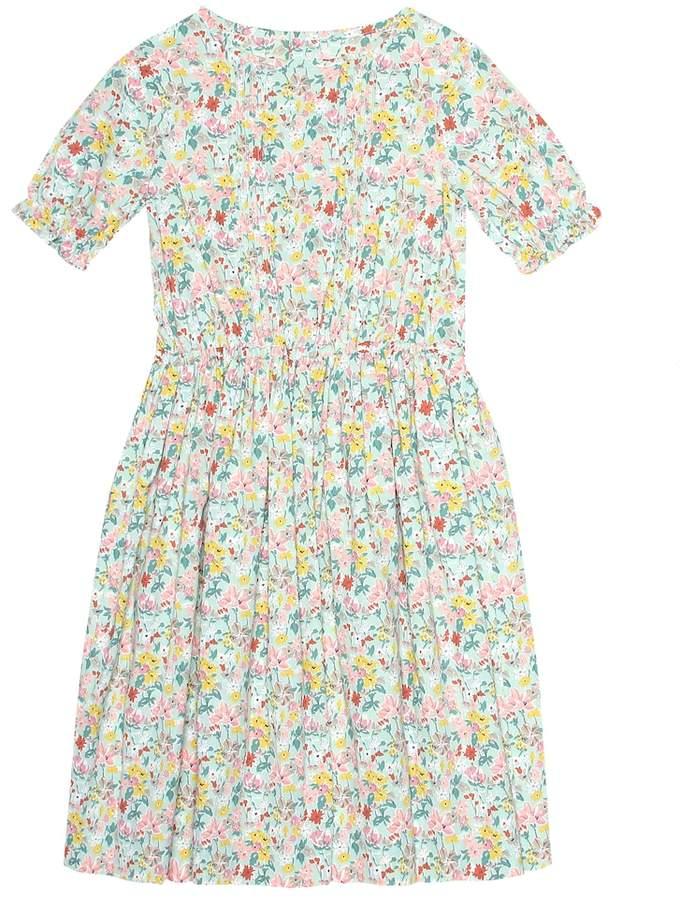 Bonpoint Lana floral cotton dress