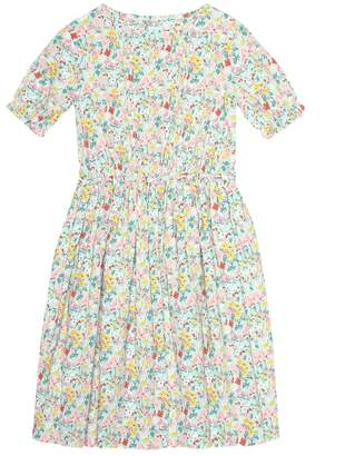 Bonpoint Lana floral cotton dress