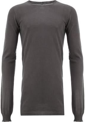 Rick Owens long slim fit sweater