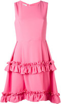 Dondup ruffled dress