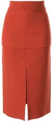 Camilla And Marc Chandler knitted skirt