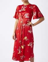 Monsoon Ada Print Dress