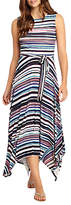 Phase Eight Gwyn Stripe Maxi Dress, Multi