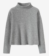 Toast Soft Merino Roll Neck Sweater