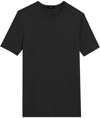 Theory Topstitching Jersey T-Shirt