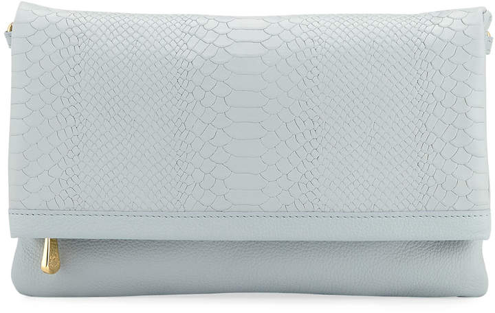 GiGi New York Carly Fold-Over Clutch Bag