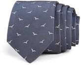 Theory Seagulls Neat Skinny Tie